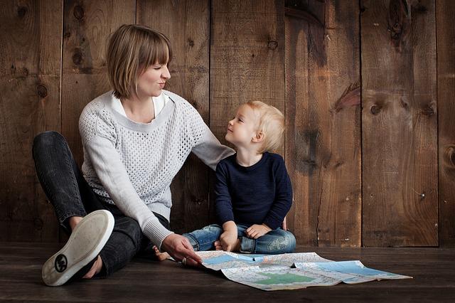 Czas dla dzieci lepszy od najnowszej zabawki