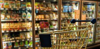 Zakupy spożywcze w sklepie internetowym