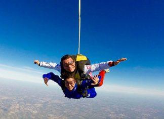 Skoki ze spadochronu - kurs