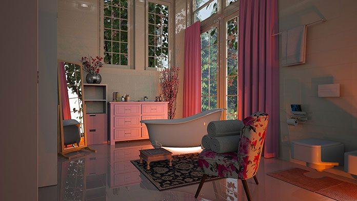 Modne dywaniki łazienkowe – przegląd trendów
