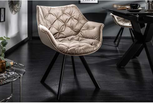 Wygodny fotel do salonu