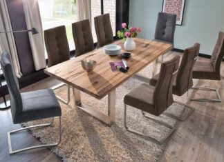 Stół – najważniejszy mebel w każdym domu