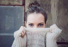Swetry damskie na zimę