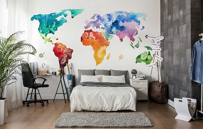 Świat w kolorach tęczy