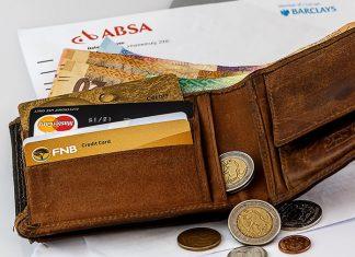 Elegancki portfel dla kobiety