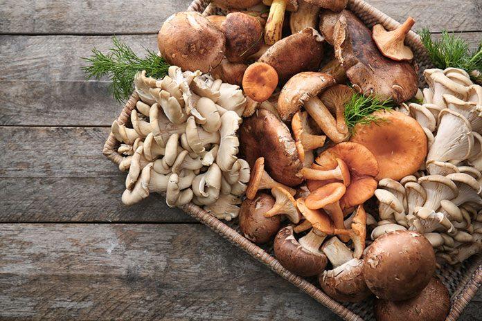 Jak mrozić warzywa, a jak grzyby