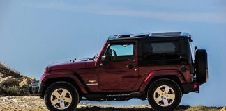 Jeep leasing