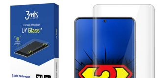 Szkło hartowane dla Samsunga Galaxy S20