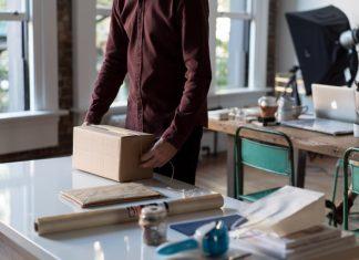 Jak zapakować szkło do wysyłki kurierem