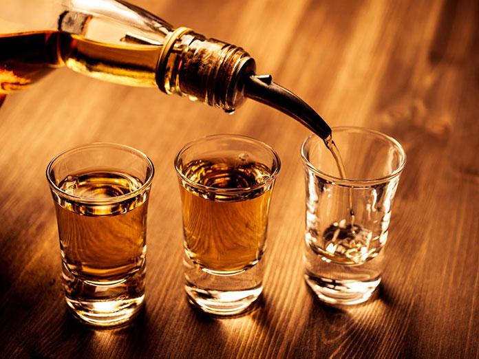 organizacja wieczoru kawalerskiego, alkohol