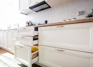 Niedrogie szafki kuchenne do każdego rodzaju pomieszczenia